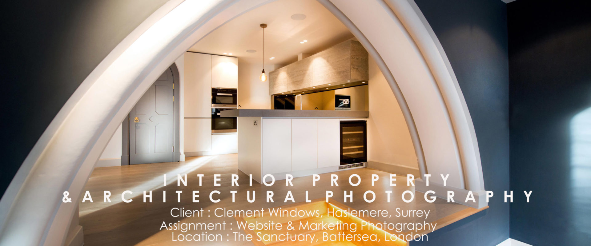 PROPERTY MARKETING PHOTOGRAPH FOR SAVILLS LETTING AGENTS IN LONDON